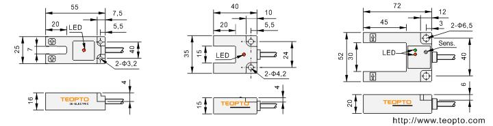 5v 保护电路 具备 动作指示 工作指示灯:led(红色) ; 输出指示灯:led